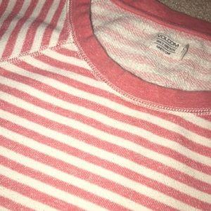 Volcom Tops - Volcom Women's Pink 'Hideaway' Pullover Fleece